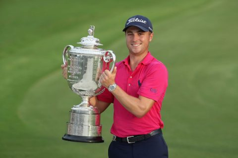 Justin Thomas is a worthy favourite to defend his PGA title