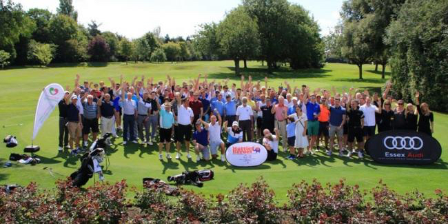 Hattie's Heroes golf day